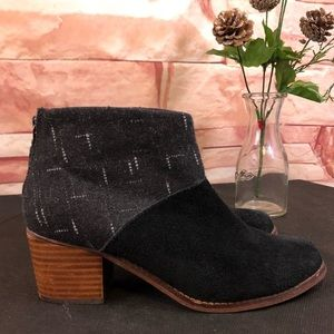 Tom Ankle Booties